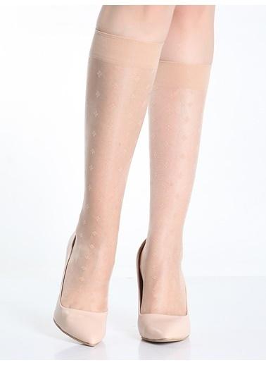 Pierre Cardin Çorap Bej